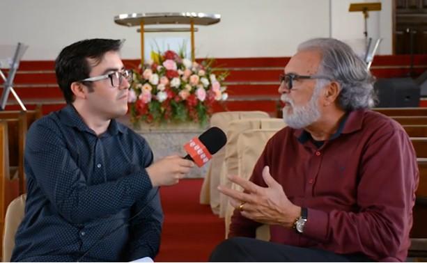 ESTEVAM FERNANDES 3 - LIBERDADE E JUSTIÇA SOCIAL: evangélicos não são 'feijão de terceira' e devem defender suas bandeiras, diz pastor Estevam