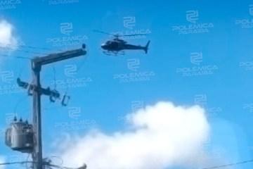 HELICÓPTERO ACAUÃ - ACAUÃ NOS ARES: Polícia apura denúncia sobre plantação de maconha e realiza 'batida' em ONG de Cannabis medicinal - VEJA VÍDEO