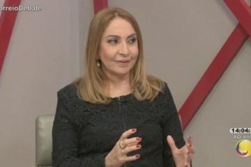 Lena Guimaraes - Sheherazade diz que Lena foi 'desbravadora' no jornalismo paraibano