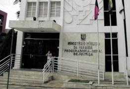 Servidor público e primo são denunciados pelo MPPB por roubo de armas em Fórum