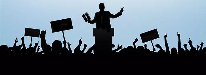O Cristao e a Politica - O uso abusivo do nome de Deus na política - Por Rui Leitão