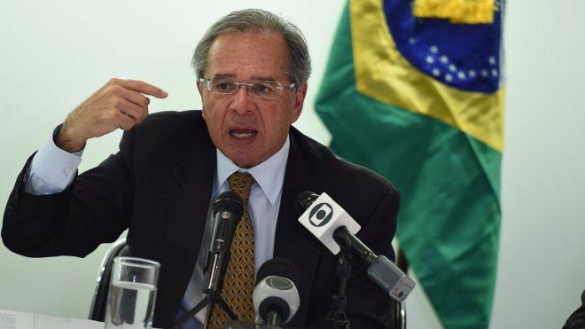 PAULO GUEDES - Paulo Guedes ameaça com retorno da ditadura: 'Não se assustem se alguém pedir o AI-5'