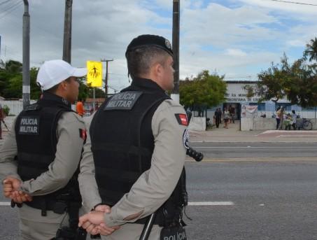 PM mantém esquema com mais de 2 mil policiais para o Enem
