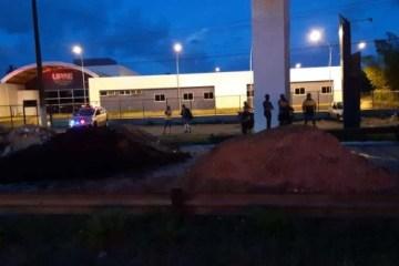 Protestos interditam rodovia entre João Pessoa na manhã desta terça-feira