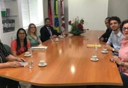 Prefeita Márcia Lucena participa de encontro da Corregedoria do TJPB para discutir as ações do Programa Chão de Direito