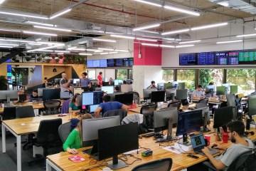 VTEX2 - VTEX faz pré-inauguração do escritório em João Pessoa