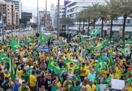 NESTE SÁBADO: MBL e VPR realizam manifestações por prisão em 2ª instância em João Pessoa e Campina