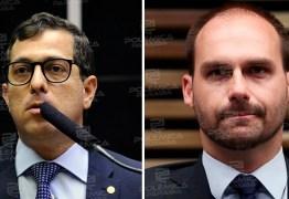 AMEAÇA DE AI-5: Gervásio Maia confirma que oposição vai pedir cassação de Eduardo Bolsonaro no Conselho de Ética