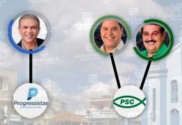 SUCESSÃO MUNICIPAL: em Esperança, prefeito Nobinho tentará reeleição contra grupo de Anderson Monteiro