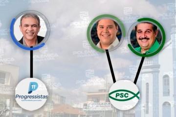WhatsApp Image 2019 11 08 at 15.27.10 - SUCESSÃO MUNICIPAL: em Esperança, prefeito Nobinho tentará reeleição contra grupo de Anderson Monteiro