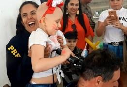 PRF na Paraíba realiza evento pelo combate ao câncer infantil em Campina Grande