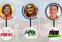 SUCESSÃO MUNICIPAL: vice pode disputar contra atual prefeita em 2020, em Mamanguape