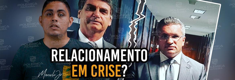 RELACIONAMENTO EM CRISE?: As críticas de Julian e a sua saída do clã Bolsonaro – Por Anderson Costa