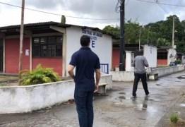 PERSEGUIÇÃO E TIROS: Polícia prende homem armado dentro da UFPB em João Pessoa