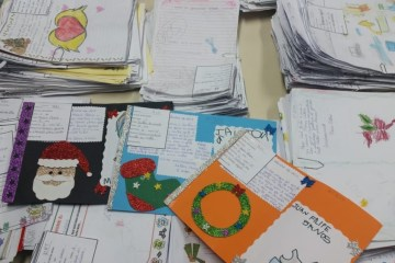 Campanha Papai Noel dos Correio será diferente neste ano, adoção de cartas será digital – SAIBA COMO AJUDAR