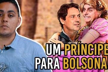 'Grace Kelly brasileira': Um príncipe para Bolsonaro – Por Anderson Costa