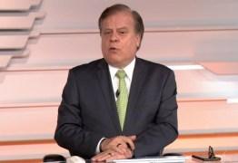 Chico Pinheiro critica escolha do nº 38 para partido de Bolsonaro: 'Lamentável'