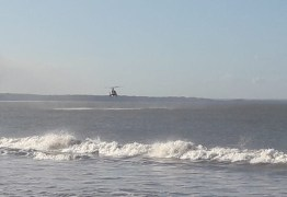 Menino morre em hospital após ser resgatado durante afogamento na praia de Lucena