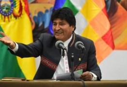 Congresso boliviano condena golpe de Estado e reconhece Evo como presidente