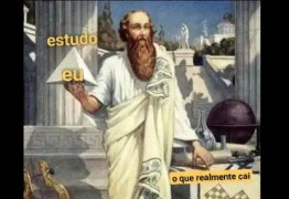 'Enem de exatas' domina memes, mas não tem #showdosatrasados – VEJA IMAGENS