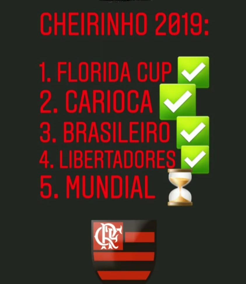 f159dcc7 0631 4c3b bf32 f9d752a26325 - OS 'MEMES' DA VITÓRIA: Memes do título do Flamengo dominam a internet; Confira os vídeos