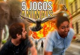 FOCALISTA: 5 jogos em que você joga como um animal – VEJA VÍDEO