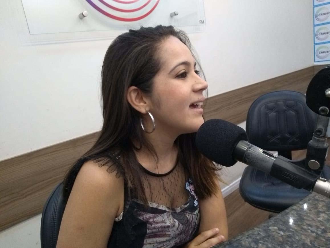 fernanda brandao2711 - Diretora de Dramaturgia da Rede Globo vem a Campina Grande ministrar oficinas para produtores audiovisuais