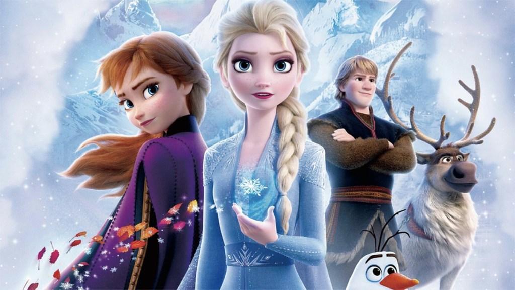 frozen 2 elsa anna 1024x576 - LUTA ORGANIZADA: Cinco adolescentes são presos após briga com facões em sessão de Frozen 2 - VEJA VÍDEO