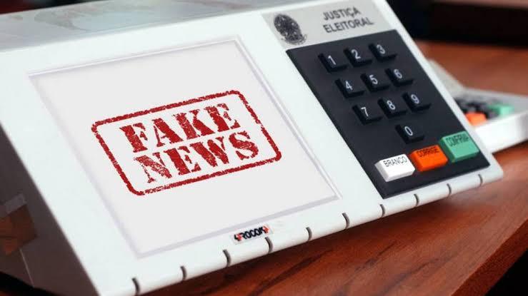 TSE quer responsabilizar candidato por espalhar fake news