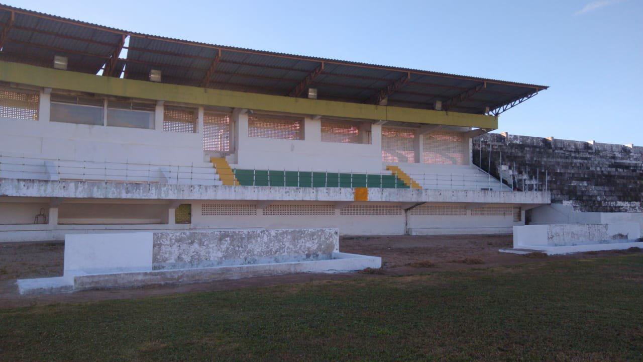 img 20191127 wa0190414080546944437136 - Após revitalização, Prefeitura de Bayeux realiza evento para reabertura do estádio Lourival Caetano