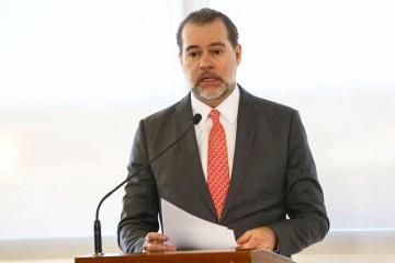 img 7569df - 'Brasil tem Judiciário sério, que não se dobra aos poderosos', diz Toffoli