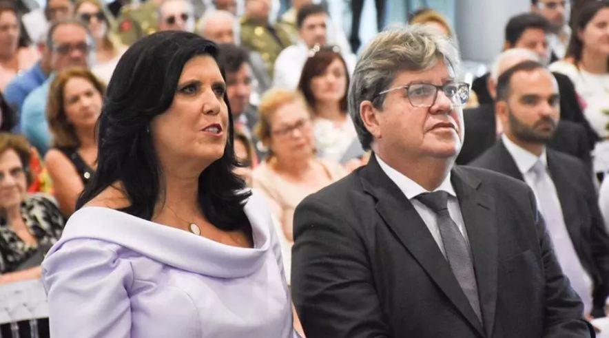 joão azevedo ligia feliciano - João Azevêdo vai à Europa com governadores do Nordeste e Lígia assume Governo do Estado