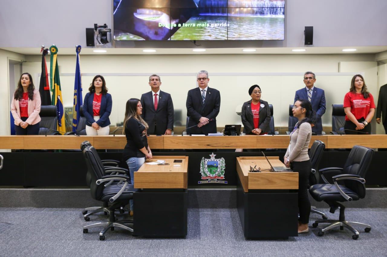joão bosco carneiro junior sessão especial homenagem rede mulheres advogadas sororidade 1 - Deputado Bosco Carneiro preside sessão especial em homenagem a Rede de Mulheres Advogadas em Sororidade