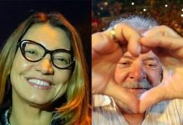 Janja, namorada de Lula, diz no Twitter: 'Vou vou te buscar! Me espera!'