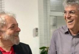 Lula e Ricardo conversaram demoradamente neste domingo – Por Tião Lucena