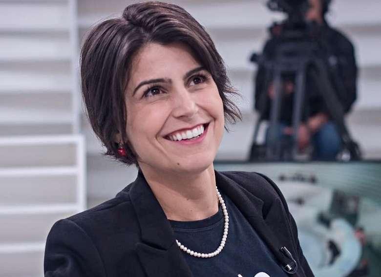 manuela davila pcdob roda viva 1 - EVENTO EM JOÃO PESSOA: Manuela d'Ávila lança livro nesta quarta-feira