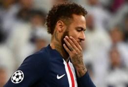 DESABAFO – Neymar confirma insatisfação com veto em jogos do PSG: 'não pode ser assim'