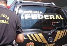 PF deflagra operação em João Pessoa nesta quinta-feira