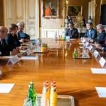 reunião e1574181483409 - Consórcio Nordeste e França assinam carta de cooperação na área ambiental