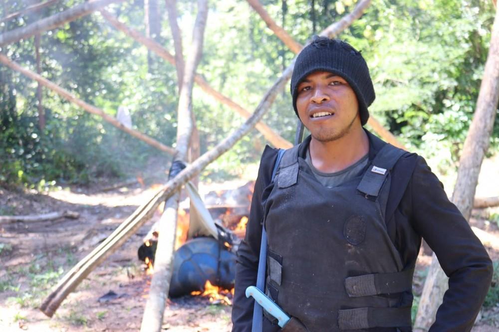 whatsapp image 2019 11 02 at 10.49.26 - Índio assassinado no Maranhão era ameaçado havia anos, diz cacique