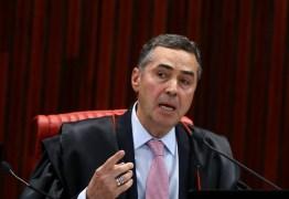 Não é um debate antipartido, afirma Barroso sobre aval a candidaturas avulsas