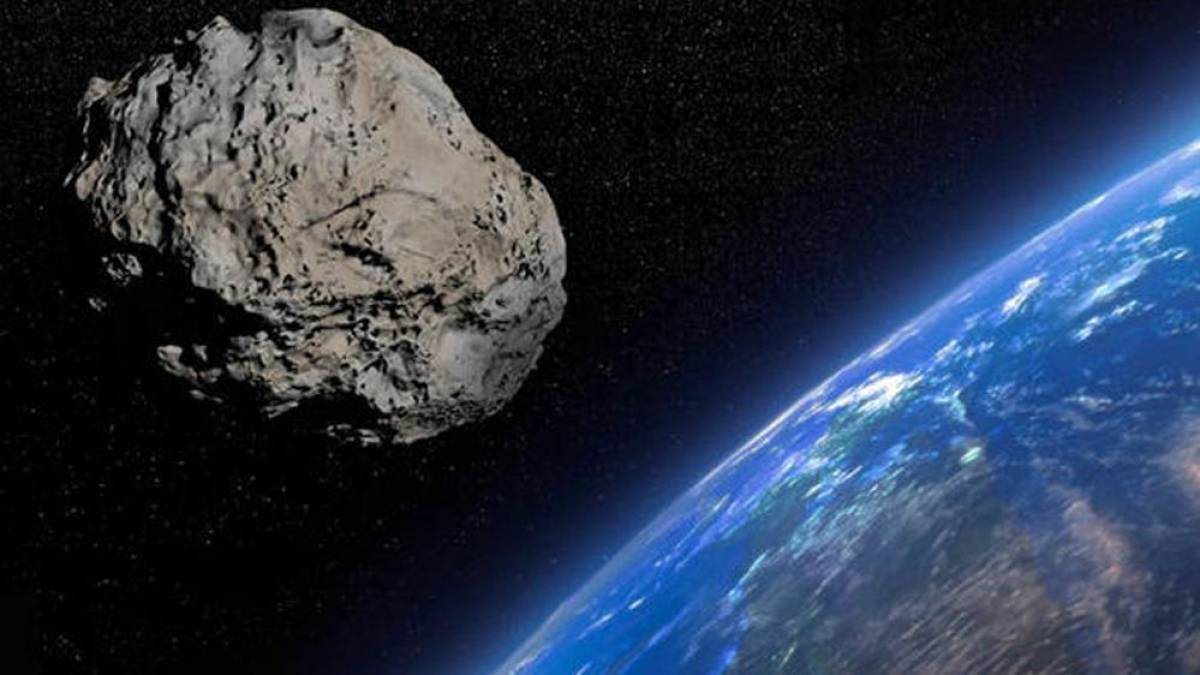 20191021102537 1200 675   asteroide - FIM DO MUNDO?! Dois asteroides vão se aproximar da Terra nas festas de fim de ano