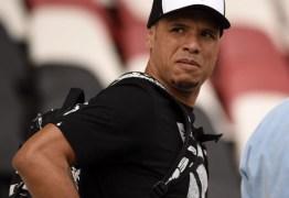 Botafogo-PB busca contratação de Luis Fabiano para vestir a camisa 9 na próxima temporada