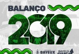 BALANÇO: prefeitura de Bayeux diz que encerra 2019 com números positivos e firma compromissos para 2020