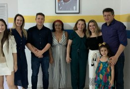 HOMENAGEM A OLÍVIO BANDEIRA: Prefeito de Igaracy inaugura nova Unidade Mista de Saúde do município
