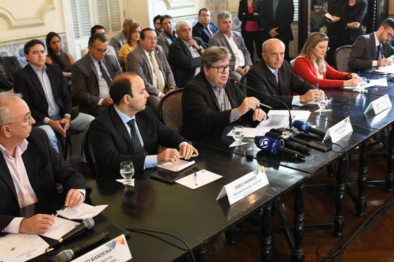 3e144a62 0243 4024 8ae5 72bdc4f6efb0 - AUSÊNCIA NOTADA:Lígia Feliciano não comparece à entrevista coletiva com João Azevêdo