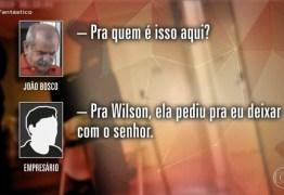 O Fantástico revela áudios e vídeos gravados pela PF provando o envolvimento de Wilson Santiago e o prefeito João Bosco – VEJA VÍDEO
