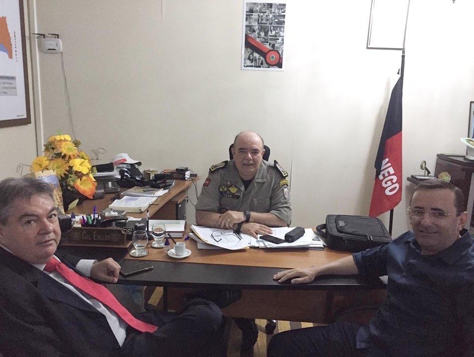 70FE8E36 76C3 45BE AD01 2996D9B800FA - SEGURANÇA: Lindolfo Pires reivindica aumento do efetivo policial para Sousa, São Gonçalo e Lagoa dos Estrelas