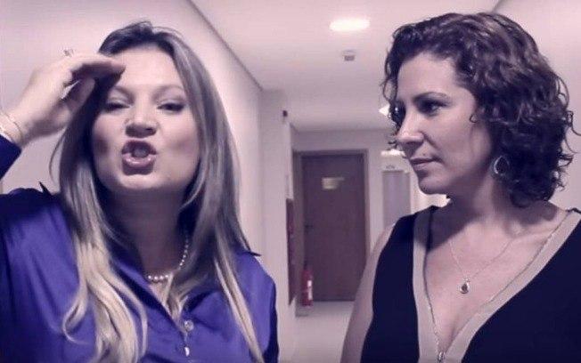 Joice a Carla Zambelli: 'Quem me perguntou se você era prostituta foi o presidente'
