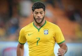 Hulk revela desejo de jogar no Palmeiras, mas diz estar aberto a outras propostas